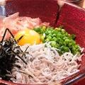 料理メニュー写真静岡ネギシラス丼
