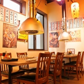炭火焼肉ホルモン酒場 松阪牧場の雰囲気3