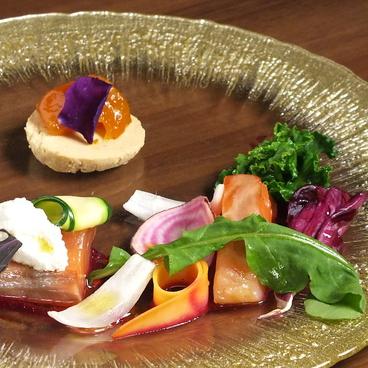大阪産ビストロ アンソレイユ ル シエルのおすすめ料理1
