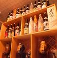 多種多様な酒類をご用意しお待ちしております!