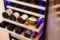 ワインもご用意しております。ワインの種類はお気軽にお尋ねくださいね。