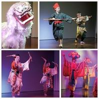 沖縄の様々な唄と踊りが楽しめます