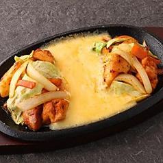 料理メニュー写真小さなチーズタッカルビ