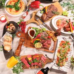 個室 食べ飲み放題 肉バル トリコミート 梅田店の写真