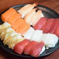 料理メニュー写真寿司