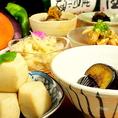 その日の仕入れで変わる☆季節の料理も☆提供しています!ぜひご確認ください!(画像は例になります)