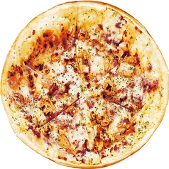 クリスピーガーリックピザ
