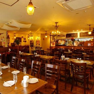 地中海酒場 ココチーノ 南越谷店の雰囲気1