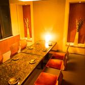 合コンや友人との飲み会などに最適な完全個室スペース♪窓からの眺めの良いお席です☆