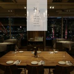 24/7 restaurant トゥエンティフォーセブン みなとみらい東急スクエアの写真