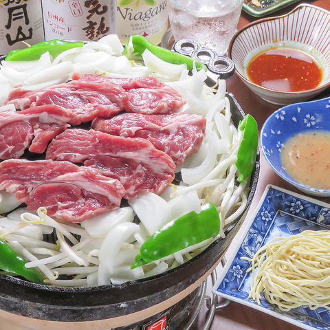 ジンギスカンと鳥焼肉 TORIICHI