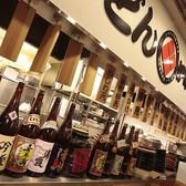 讃岐うどん 伊吹や製麺 品川シーズンテラス店の雰囲気3