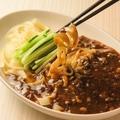 料理メニュー写真ジャージャー刀削麺