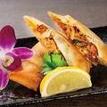 料理メニュー写真フィリピンの定番揚げ春巻き ルンピア