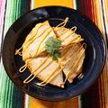 料理メニュー写真2種のケサディーヤ