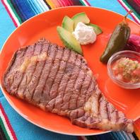 当店名物!メキシコ産牛サーロインステーキ(150g)