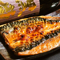 料理メニュー写真つぼ鯛のいしる干し