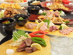鉄板ばる Furufuru食堂の写真