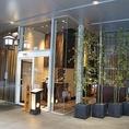 【セントラルパーク直結】当店はセントラルパーク5A出口から直結なので、雨でも濡れずアクセス便利です。