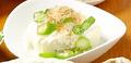 料理メニュー写真オクラと山芋のネバネバ豆腐サラダ