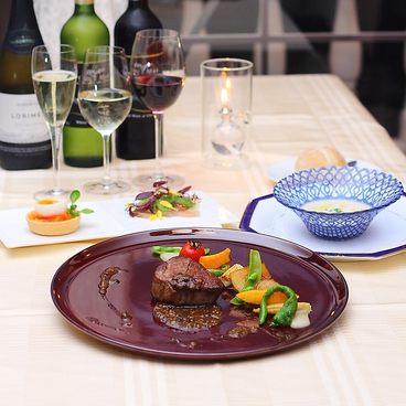 山手十番館 レストラン&カフェのおすすめ料理1