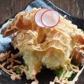 料理メニュー写真海老の天ぷらマヨソース/海老天チリソース
