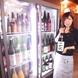全国各地の銘酒を常時約200種類取り揃えています♪