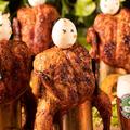 料理メニュー写真BBQ飯!名物ビアカンチキン