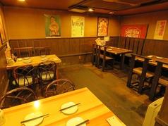 ぶっちぎり食堂 南3条本店の雰囲気1