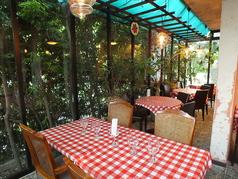 リストランテ ジェノヴァの雰囲気1