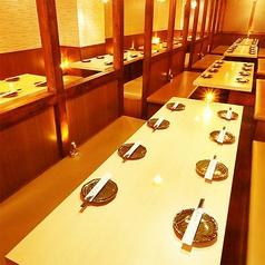 肉バル 肉なべ鍋宴会 にくの匠 新宿東口店の雰囲気1