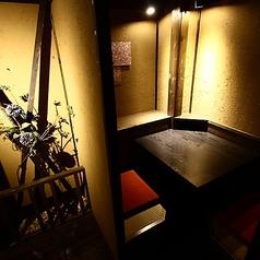 個室居酒屋 御庭 上野店の雰囲気1