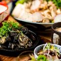 料理メニュー写真【産直食材】新鮮な地鶏を使用の逸品料理!