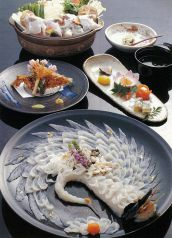 日本料理ふぐ懐石 てん花の写真