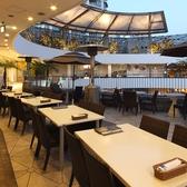 キンカウーカ KINKAWOOKA Grill and Oyster Bar 横浜ベイクォーター店の雰囲気3