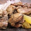 料理メニュー写真宮崎県産 親鳥もも炭火焼き(ノーマル・塩・おろしポン酢)