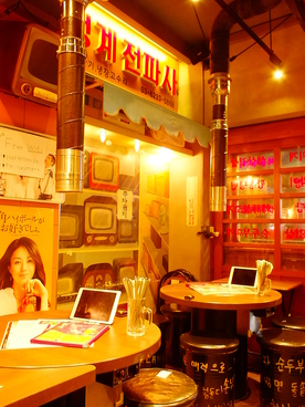 韓国料理 中央シジャン 新大久保店の雰囲気1