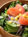 料理メニュー写真お多福サラダ ※Mの料金です