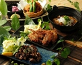鶏を使用した創作料理から不動の定番料理まで手間を惜しまず提供しております!