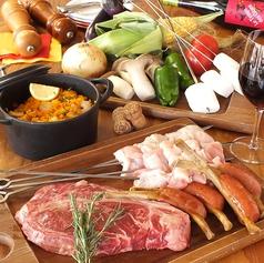 TABIYA CAFE&DINING タビヤのコース写真