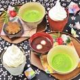"""【ANA BAR CAFE 12:00~18:00】★大人気「和×ソフトクリーム」の絶品スイーツ★選べるリキュールもノンアルコールを含め70種類以上!""""和""""をモチーフとしたスイーツCafeの時間となっております。食事、アルコールドリンクの提供はこの時間していませんのでご注意下さい。"""