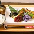 料理メニュー写真手作りお惣菜5種盛り合わせセット