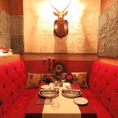 美女と野獣のカフェ&レストラン Beauty&the Beastの雰囲気2