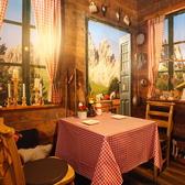 【完全個室】テーブルカップルシート♪
