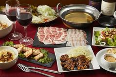 T,dining ティーダイニングのコース写真