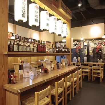 讃岐うどん 伊吹や製麺 品川シーズンテラス店の雰囲気1