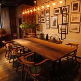 猿Cafe&BAR 錦店の雰囲気2