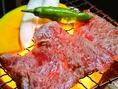 【コースオプション +1000円】牛炙り焼き ※写真はイメージです