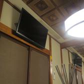 2階個室は全室テレビ完備!スポーツ観戦をしながら焼肉を楽しめます♪
