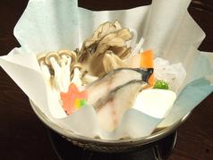 【季節の紙鍋】